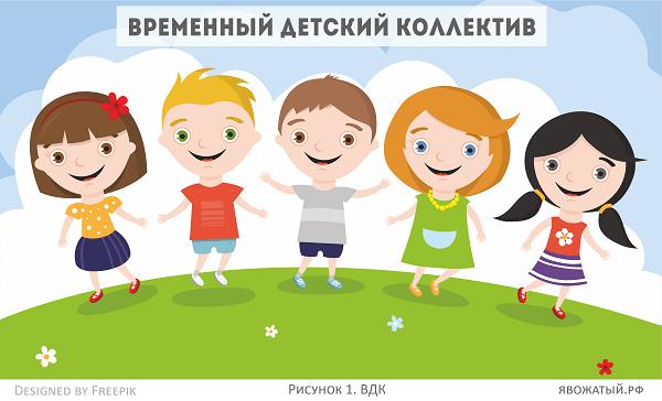 Временный детский коллектив